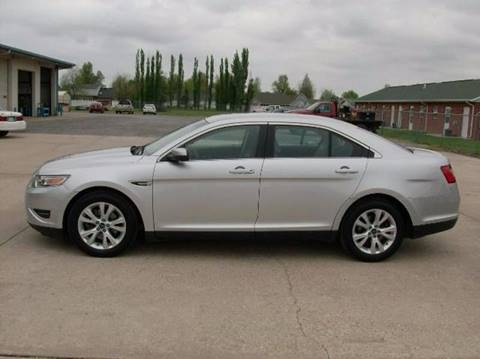2010 Ford Taurus for sale in Portageville, MO