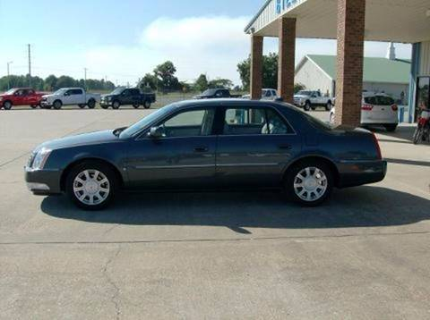 2009 Cadillac DTS for sale in Portageville, MO