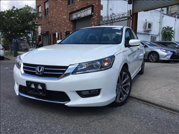 2014 Honda Accord for sale in Utica, NY