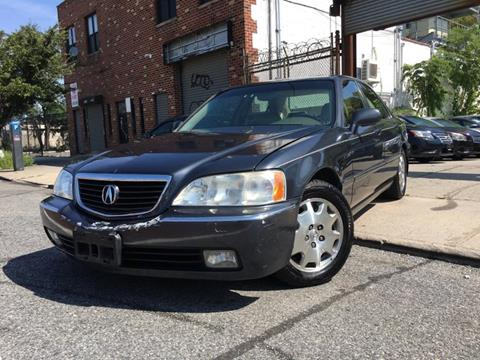 2004 Acura RL for sale in Utica, NY