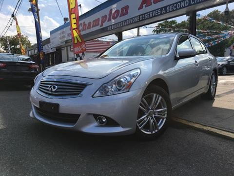 2013 Infiniti G37 Sedan for sale in Utica, NY
