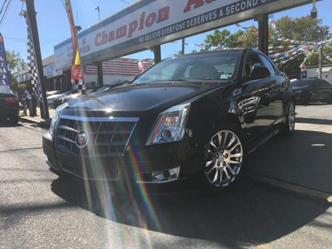 2010 Cadillac CTS for sale in Utica, NY