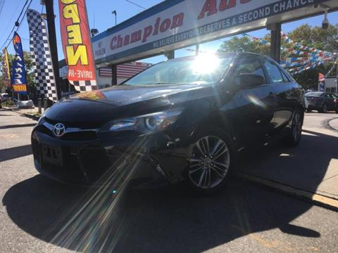 2016 Toyota Camry for sale in Utica, NY