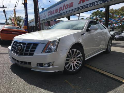 2012 Cadillac CTS for sale in Utica, NY