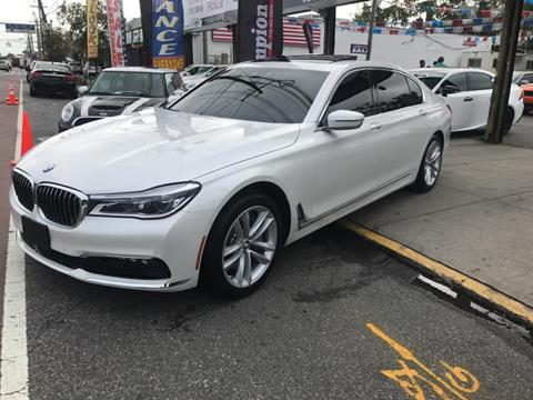 2016 BMW 7 Series for sale in Utica, NY