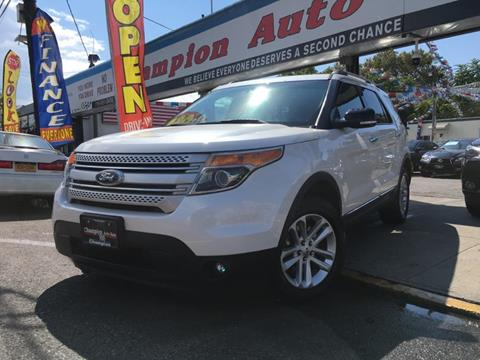 2015 Ford Explorer for sale in Utica, NY