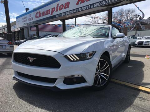 2016 Ford Mustang for sale in Utica, NY