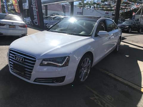 2013 Audi A8 L for sale in Utica, NY