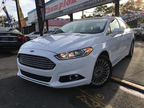 2016 Ford Fusion for sale in Utica, NY