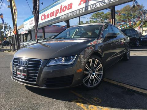 2014 Audi A7 for sale in Utica, NY