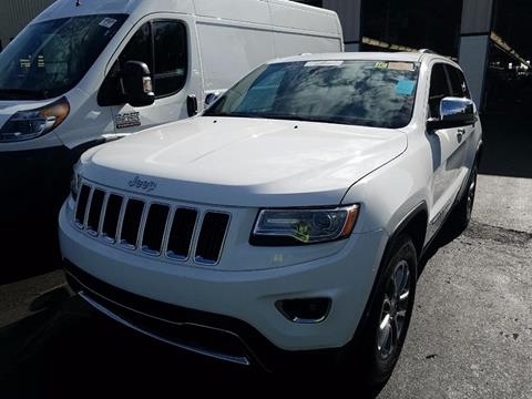 2016 Jeep Grand Cherokee for sale in Utica, NY