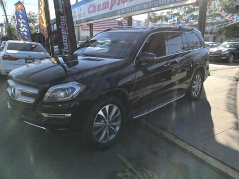 2015 Mercedes-Benz GL-Class for sale in Utica, NY