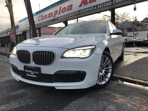 2014 BMW 7 Series For Sale In Brooklyn NY