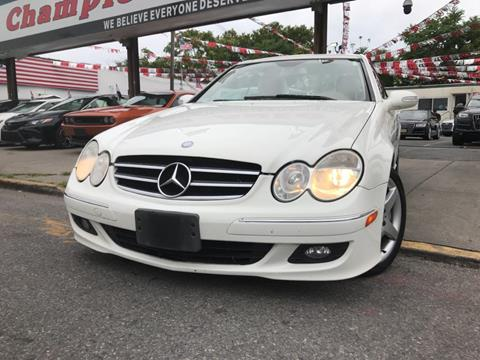 2007 Mercedes Benz CLK For Sale In Brooklyn, NY