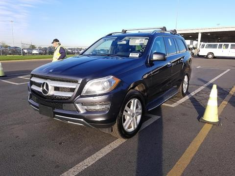 2013 Mercedes Benz GL Class For Sale In Brooklyn, NY