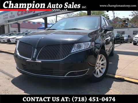 Used 2016 Lincoln Mkt Town Car For Sale Carsforsale Com