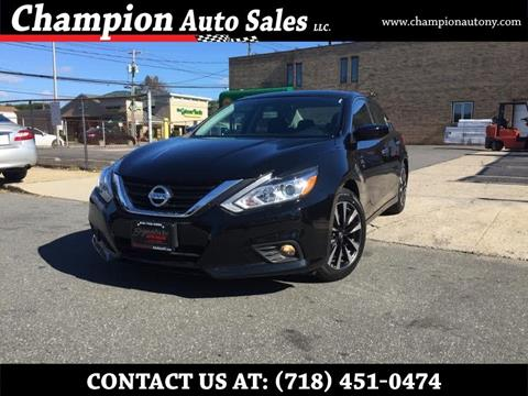 2018 Nissan Altima for sale in Brooklyn, NY