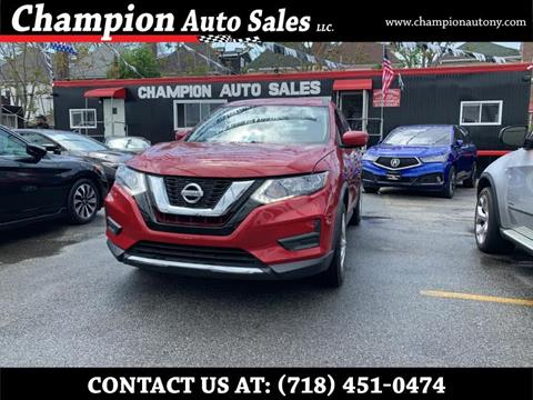 2017 Nissan Rogue for sale in Brooklyn, NY
