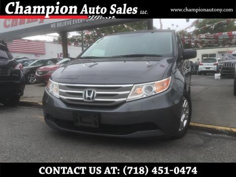 2012 Honda Odyssey for sale in Brooklyn, NY