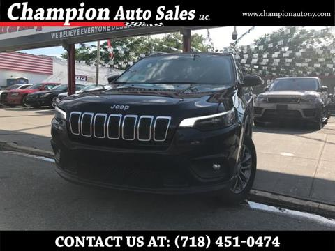 2019 Jeep Cherokee for sale in Brooklyn, NY