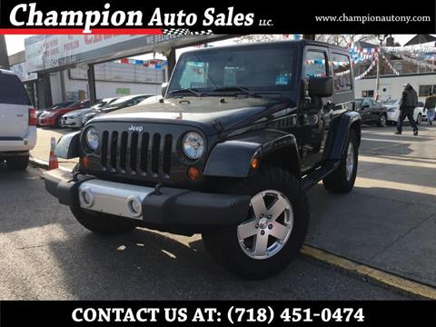 2010 Jeep Wrangler for sale in Brooklyn, NY