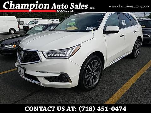 2019 Acura MDX for sale in Brooklyn, NY