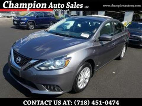 2018 Nissan Sentra for sale in Brooklyn, NY