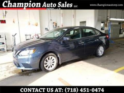 2016 Nissan Sentra for sale in Brooklyn, NY
