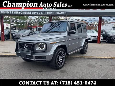 2019 Mercedes-Benz G-Class for sale in Brooklyn, NY