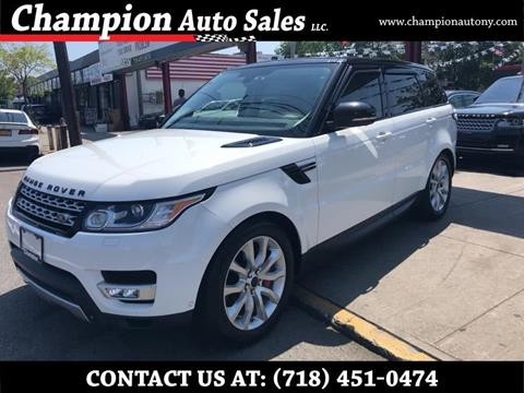 2014 Land Rover Range Rover Sport for sale in Brooklyn, NY