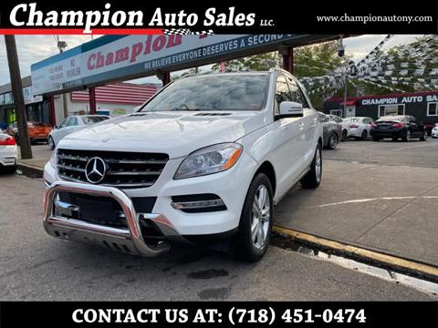 2015 Mercedes-Benz M-Class for sale in Brooklyn, NY