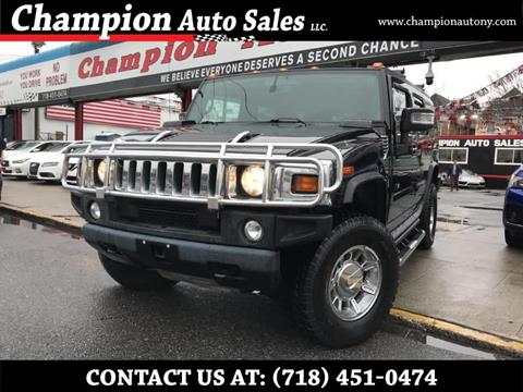 2007 HUMMER H2 for sale in Brooklyn, NY