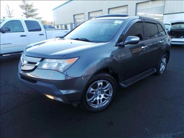 2007 Acura MDX for sale in Utica, NY
