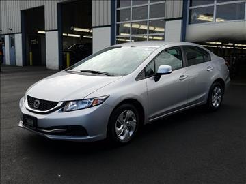 2013 Honda Civic for sale in Utica, NY