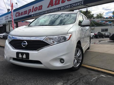 2012 Nissan Quest for sale in Utica, NY
