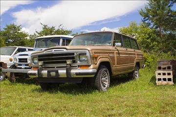 1990 Jeep Grand Wagoneer for sale in Dahlonega, GA
