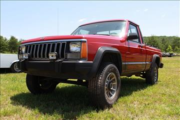 1987 Jeep Comanche for sale in Dahlonega, GA