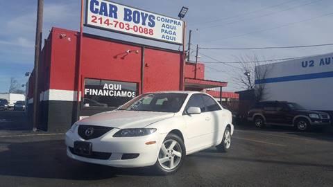 2004 Mazda MAZDA6 for sale in Garland, TX