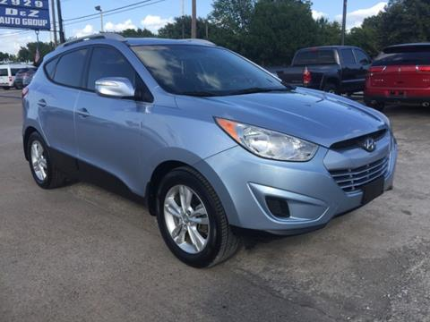 2012 Hyundai Tucson for sale in Garland, TX