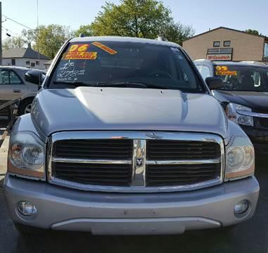 2006 Dodge Durango for sale at MAUS MOTORS in Hazel Crest IL