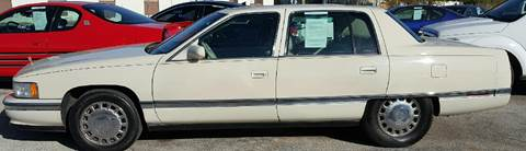 1996 Cadillac DeVille for sale at MAUS MOTORS in Hazel Crest IL