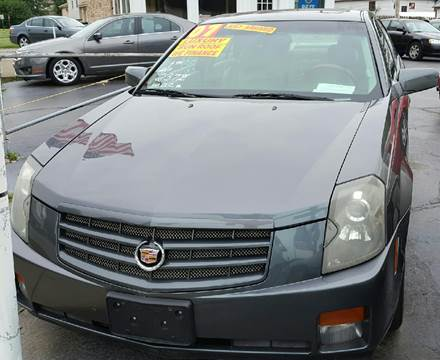 2007 Cadillac CTS for sale at MAUS MOTORS in Hazel Crest IL
