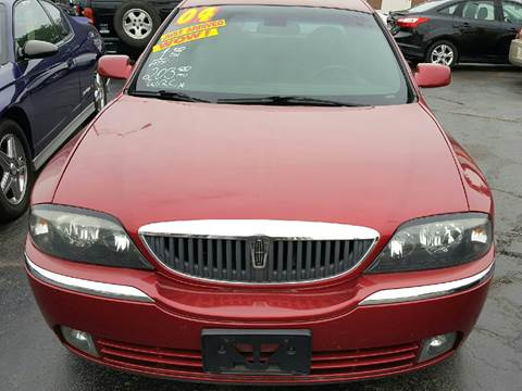 2004 Lincoln LS for sale at MAUS MOTORS in Hazel Crest IL