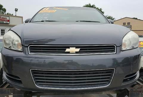 2011 Chevrolet Impala for sale at MAUS MOTORS in Hazel Crest IL