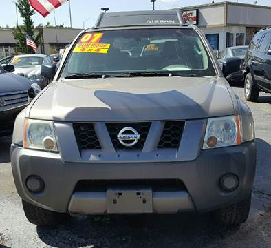2007 Nissan Xterra for sale at MAUS MOTORS in Hazel Crest IL
