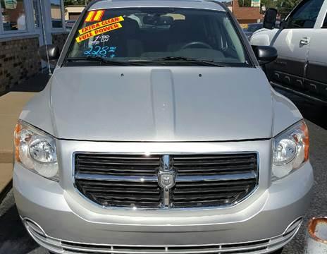 2011 Dodge Caliber for sale at MAUS MOTORS in Hazel Crest IL