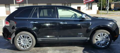 2009 Lincoln MKX for sale in Hazel Crest, IL