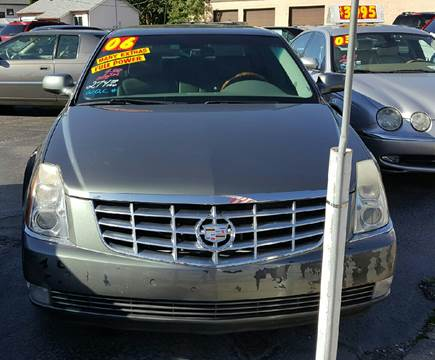 2006 Cadillac DTS for sale in Hazel Crest, IL
