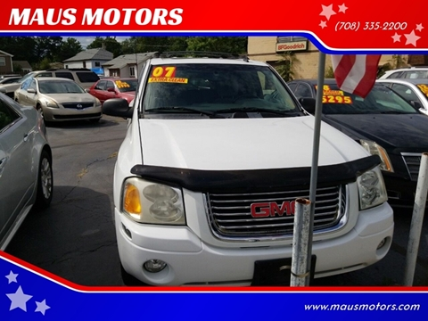 2007 GMC Envoy for sale in Hazel Crest, IL