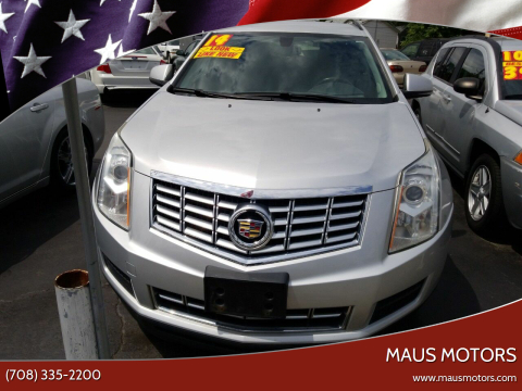 2014 Cadillac SRX for sale at MAUS MOTORS in Hazel Crest IL